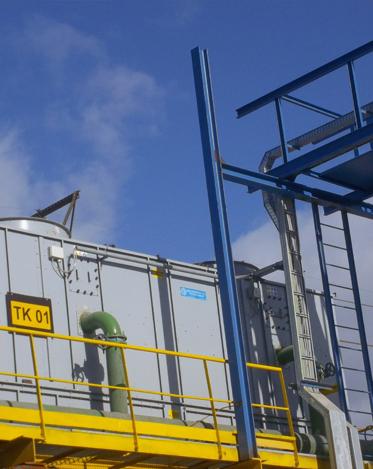Stations de traitement des eaux